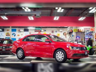 Used 2015 Volkswagen Jetta Sedan 2.0L TRENDLINE AUT0 A/C H/SEATS BACKUP CAMERA 35K for sale in North York, ON