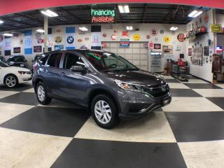 Used 2015 Honda CR-V SE AWD AUT0 A/C CRUISE H/SEATS REAR CAMERA 122K for sale in North York, ON