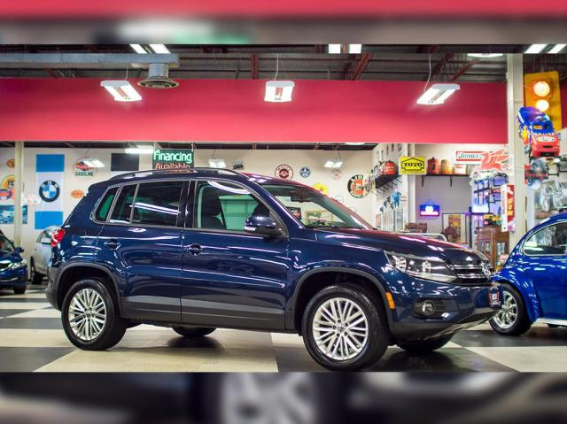 2015 Volkswagen Tiguan 2.0TSI SPECIAL EDITION AUT0 AWD PANO/ROOF CAMERA 81K