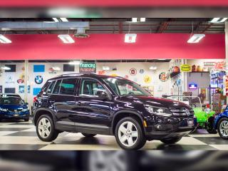 Used 2016 Volkswagen Tiguan 2.0TSI COMFORTLINE AUT0 AWD LEATHER PANO/ROOF 104K for sale in North York, ON