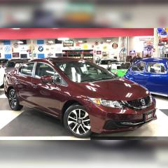 Used 2014 Honda Civic Sedan EX AUT0 A/C SUNROOF BACKUP CAMERA BLUETOOTH 79K for sale in North York, ON