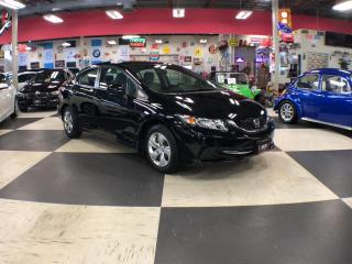 Used 2014 Honda Civic Sedan LX AUT0 A/C H/SEATS BACKUP CAMERA BLUETOOTH 90K for sale in North York, ON