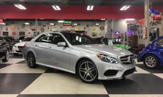 Used 2015 Mercedes-Benz E-Class E300 4MATIC NAVI LEATHER SUNROOF 79K for sale in North York, ON