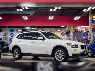 Used 2015 BMW X1 X DRIVE AUT0 AWD LEATHER PANO/ROOF P/SEAT 99K for sale in North York, ON
