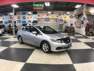 Used 2015 Honda Civic Sedan LX AUT0 A/C BACKUP CAMERA H/SEATS BLUETOOTH 93K for sale in North York, ON