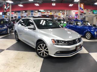 Used 2015 Volkswagen Jetta Sedan 2.0 TDI COMFROTLINE AUT0 A/C SUNROOF REAR CAMERA for sale in North York, ON