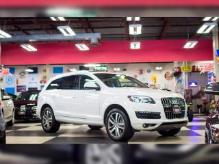 Used 2015 Audi Q7 quattro 4dr 3.0T Progressiv for sale in North York, ON