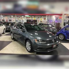 Used 2015 Volkswagen Jetta Sedan 2.0L TRENDLINE   AUT0 SUNROOF BACKUP CAMERA 87K for sale in North York, ON
