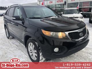 Used 2011 Kia Sorento LX Traction intégrale, V6, automatique for sale in Shawinigan, QC