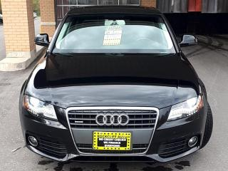 Used 2009 Audi A4 4dr Sdn Auto 2.0T quattro for sale in Markham, ON