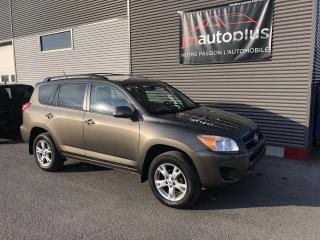 Used 2009 Toyota RAV4 4 portes, 4 roues motrices, 4 cyl. en li for sale in Québec, QC