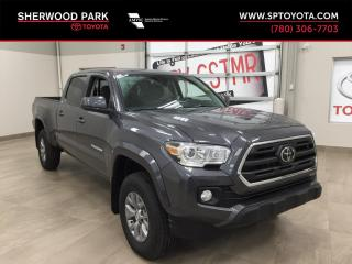 New 2019 Toyota Tacoma SR5 for sale in Sherwood Park, AB