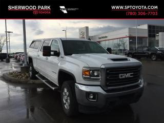 Used 2018 GMC Sierra 3500 HD SLE Diesel with Leather 3500HD for sale in Sherwood Park, AB