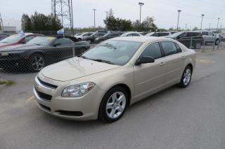 Used 2010 Chevrolet Malibu for sale in St-Rémi, QC