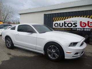 Used 2014 Ford Mustang Coupé 2 portes V6 for sale in Laval, QC