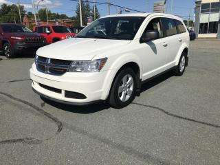 Used 2014 Dodge Journey Traction avant 4 portes groupe valeur Ca for sale in Sherbrooke, QC