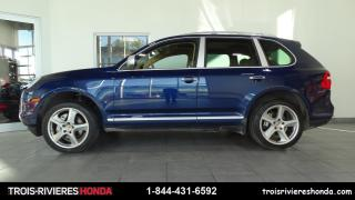 Used 2008 Porsche Cayenne S for sale in Trois-Rivières, QC