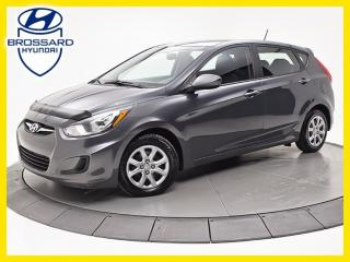 Used 2013 Hyundai Accent Gl Sièges Ch for sale in Brossard, QC