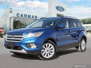 New 2019 Ford Escape SEL for sale in Carman, MB
