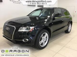 Used 2015 Audi Q5 Progressiv S-Line for sale in Cowansville, QC