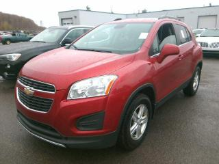 Used 2015 Chevrolet Trax LT 4 portes à transmission intégrale ave for sale in Ste-Brigitte-de-Laval, QC