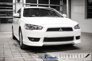 Used 2014 Mitsubishi Lancer SE CHEZ RIMOUSKI for sale in Rimouski, QC