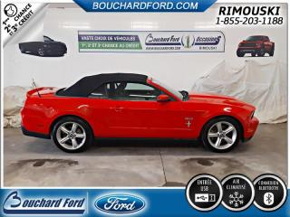 Used 2012 Ford Mustang GT for sale in Rimouski, QC