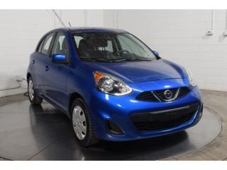 Used 2015 Nissan Micra Sv A/c for sale in Saint-hubert, QC