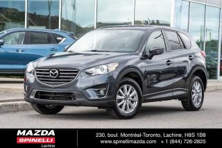 Used 2016 Mazda CX-5 Gs Cx- Gs Awd 2016 for sale in Lachine, QC
