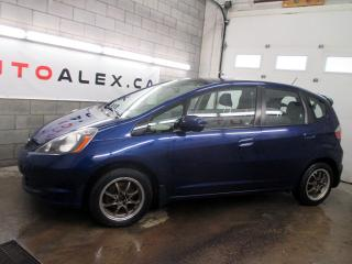 Used 2013 Honda Fit Lx A/c Cruise for sale in St-Eustache, QC
