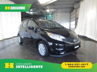 Used 2015 Nissan Versa SV CAMERA BLUETOOTH for sale in St-Léonard, QC