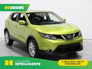 Used 2018 Nissan Qashqai SV AWD MAGS for sale in St-Léonard, QC