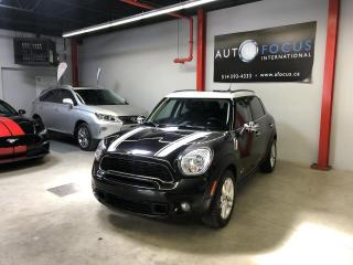 Used 2014 MINI Cooper Countryman for sale in Montréal, QC