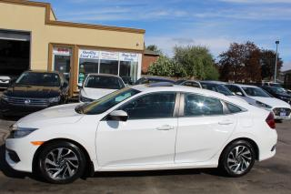 Used 2016 Honda Civic EX for sale in Brampton, ON