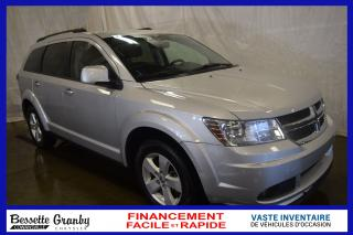 Used 2011 Dodge Journey SXT for sale in Granby, QC