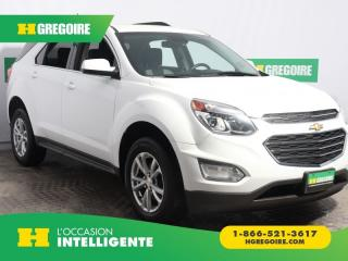 Used 2016 Chevrolet Equinox LT AWD A/C TOIT NAV for sale in St-Léonard, QC