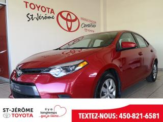 Used 2016 Toyota Corolla Démarreur for sale in Mirabel, QC