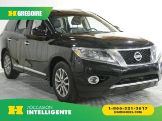 Used 2014 Nissan Pathfinder SL AC GR ELEC for sale in St-Léonard, QC