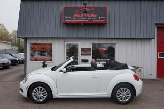 Used 2015 Volkswagen Beetle Trendline for sale in Lévis, QC