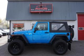 Used 2016 Jeep Wrangler Sport Awd for sale in Lévis, QC