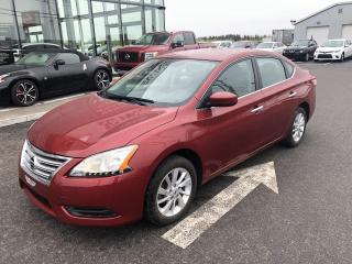 Used 2015 Nissan Sentra SV, MAGS, A/C, BAS KILO for sale in Lévis, QC