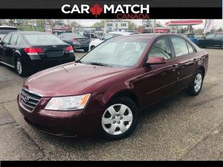 Used 2009 Hyundai Sonata GL / *AUTO* / AC / ONLY 77KM for sale in Cambridge, ON