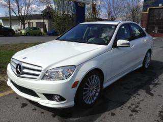 Used 2010 Mercedes-Benz C-Class C250 for sale in Drummondville, QC