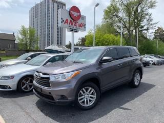 Used 2015 Toyota Highlander LE for sale in Cambridge, ON