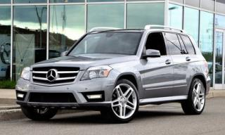 Used 2011 Mercedes-Benz GLK-Class Glk 350 Awd Amg for sale in Lachine, QC