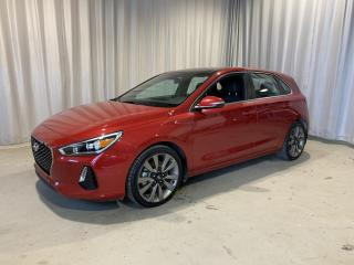 Used 2018 Hyundai Elantra GT Sport BM for sale in Sherbrooke, QC