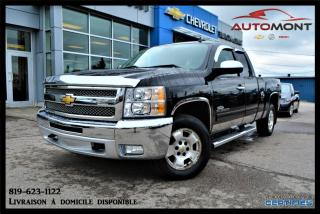 Used 2013 Chevrolet Silverado 1500 V8 5.3l + Clim. 2 for sale in Mont-Laurier, QC
