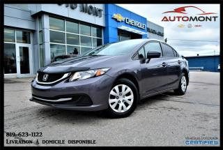 Used 2015 Honda Civic Ex + Caméra D'angle for sale in Mont-Laurier, QC