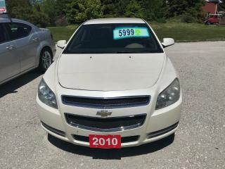 Used 2010 Chevrolet Malibu LT PLATINUM EDITION for sale in Oro Medonte, ON