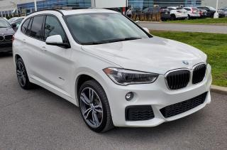 Used 2018 BMW X1 Xdrive28i Too Good To for sale in Dorval, QC